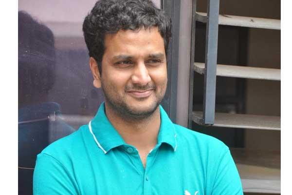 Avasarala Srinivas in Nani's next