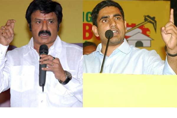 Lokesh Insults Father-in-Law Balakrishna