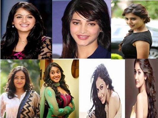 Female actors earning crores