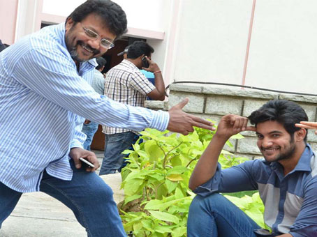 Sai Kumar steps in for his son