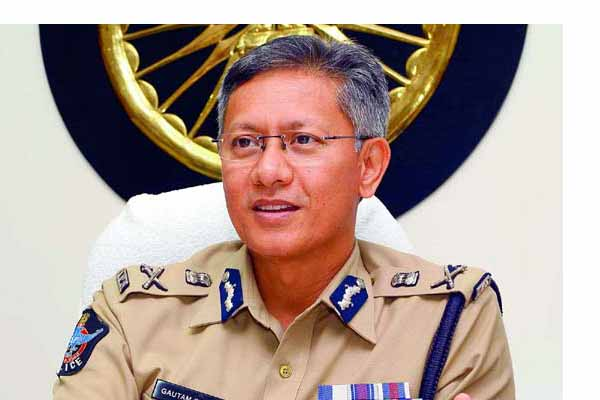 Andhra DGP set up SIT to probe temple attacks