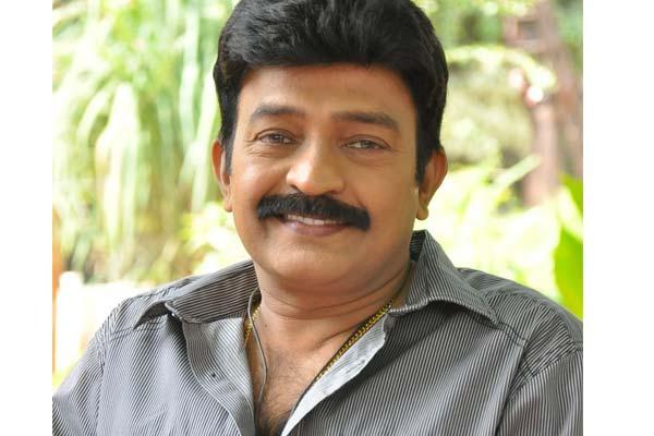 Dr Rajashekar in Teja's film