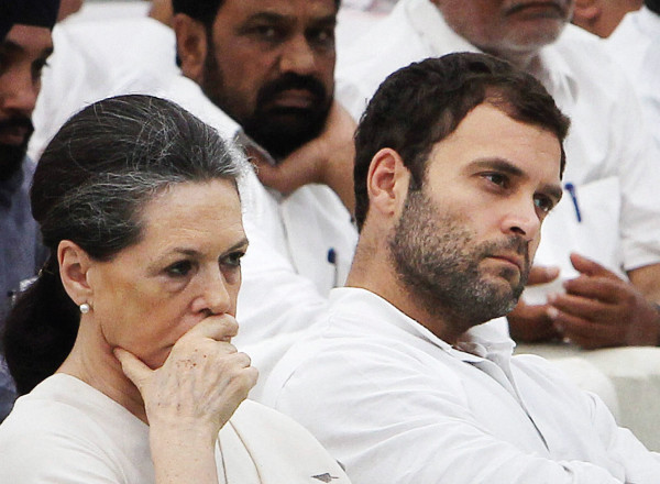 Delhi HC Blow to Congress President Sonia Gandhi and her son Rahul Gandhi