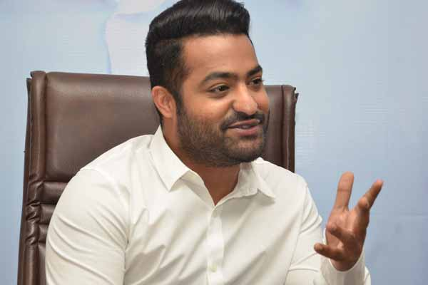 INSIDE STORY: Sensational 45 Crore for NTR