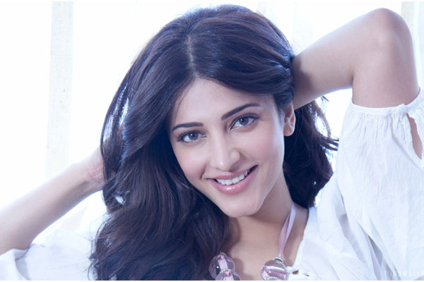 Proud to have produced a film for social cause: Shruti Haasan
