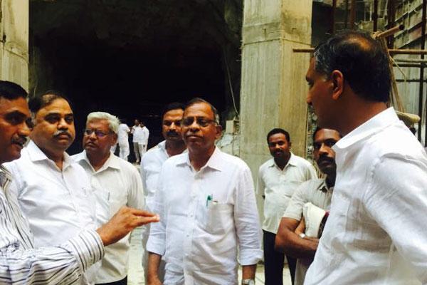 Harish Rao, Emerging 'Man of Action' in Telangana