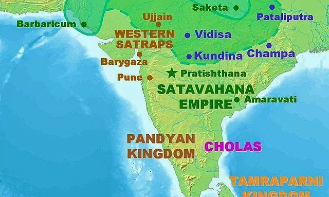 Gautami putra Satakarni Satavahana empire