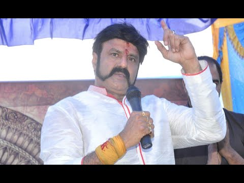 Don't take our patience as a weakness: Balakrishna tells Jagan