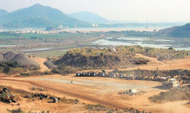 Polavaram contract: Rayapati's firm may lose to Megha Reddy