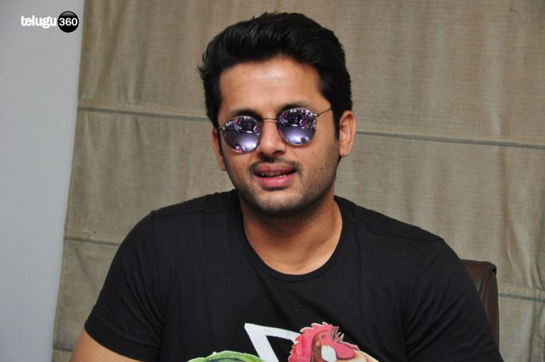 Tollywood's first trilogy: Nithiin to play lead role