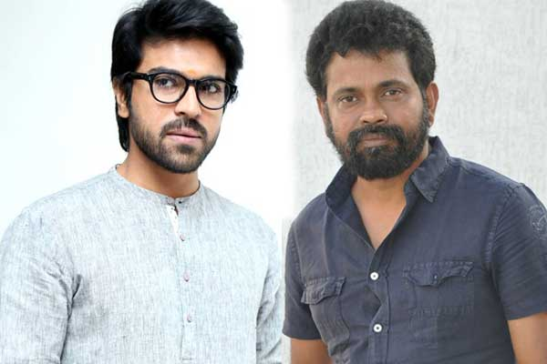Image result for Ramcharan And Sukumar Movie Updates