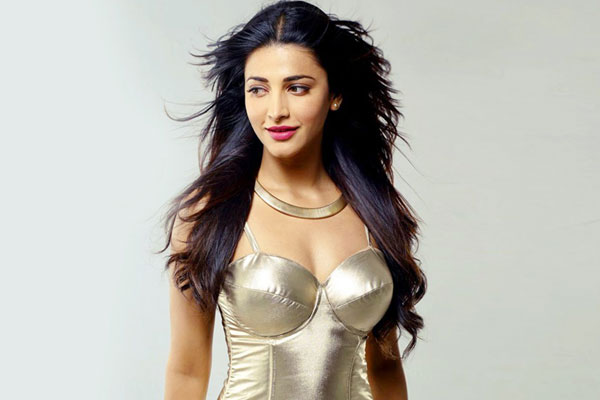 Shruti Haasan reveals about her partner in crime