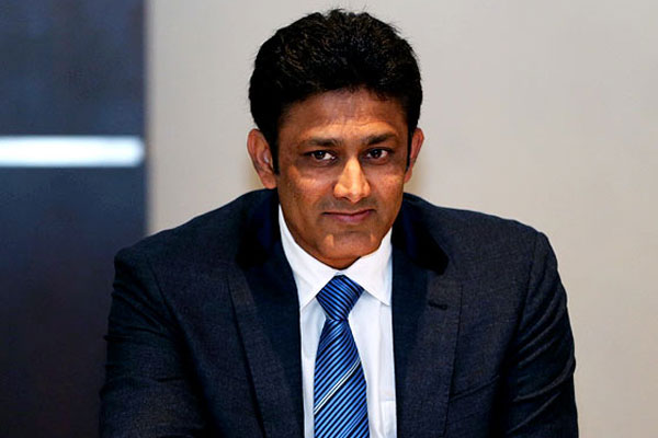 Anil Kumble as New Chief coach for team India