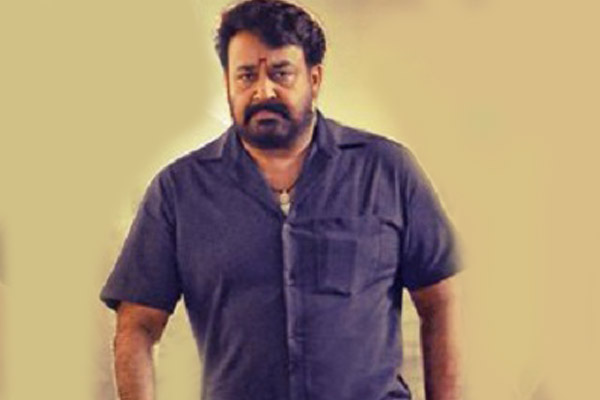 Mohanlal to dub for himself in the Telugu films