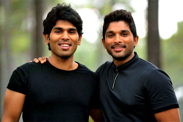Allu Arjun to relaunch Allu Sirish