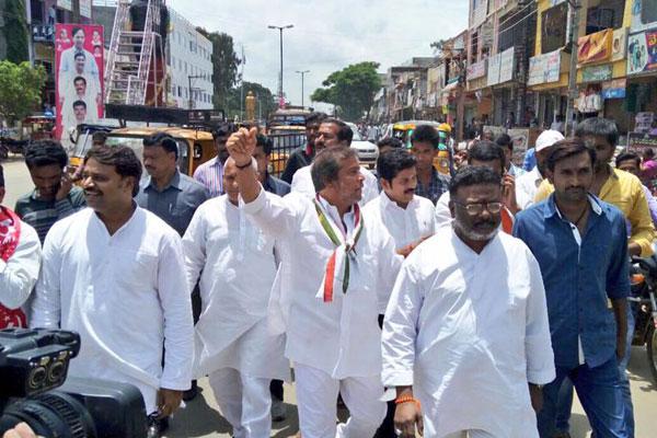 Congress-on-Mallanna-Sagar-project