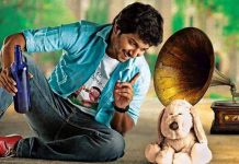 Nani's Majnu First Look, Nani's Majnu First Look Poster