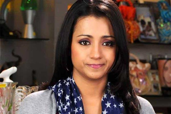 Trisha opts out of chiru 150 (chiranjeevi 150 film) heroine