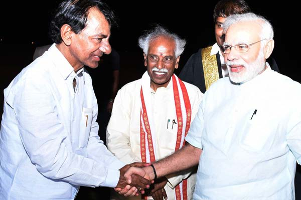 Five reasons why TRS cherishes Modi's visit to Telangana