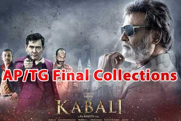 rajinikanth s kabali ap tg final collections