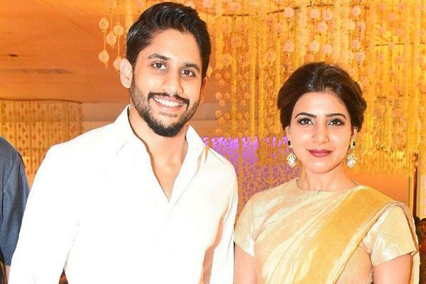 Naga Chaitanya and Samantha made it official
