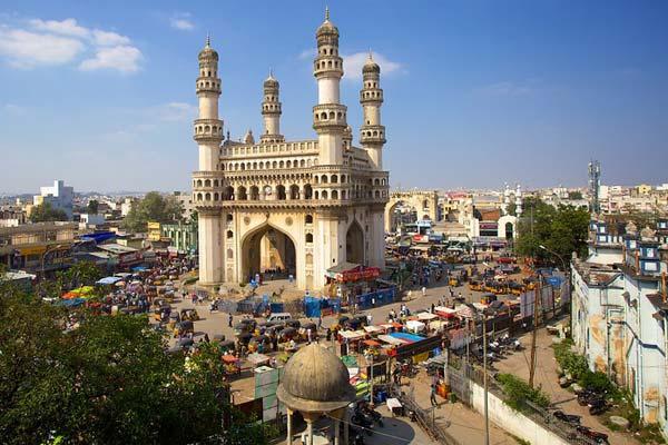 Hyderabad on high alert following hostility with Pakistan