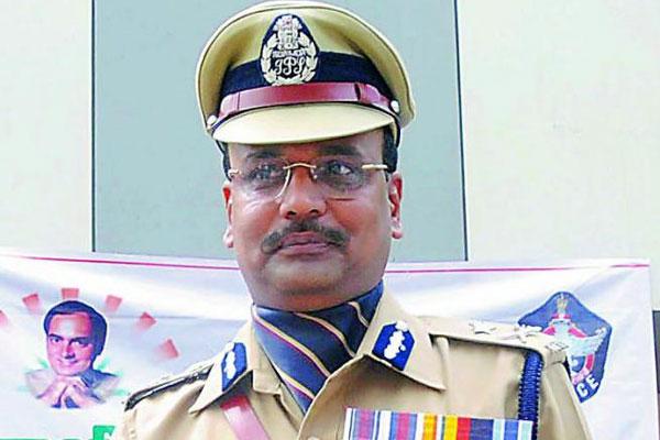 Intelligence Department chief B. Shivadhar Reddy