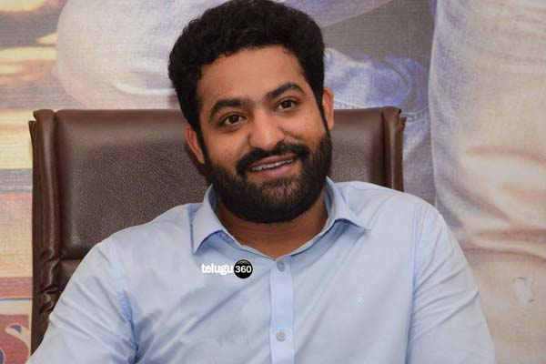 NTR planning to throw a grand party