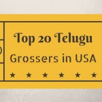 Top 20 Telugu Films in USA