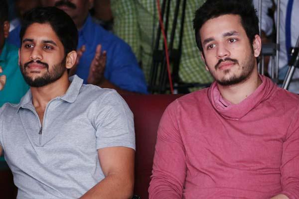 Akhil's second film direct Vikram Kumar, Kalyan Krishna direct Naga Chaitanya