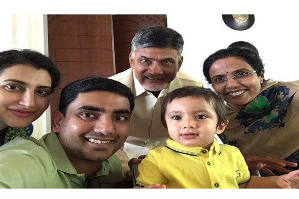 Nara Lokesh Declares Family Assets For The Sixth Consecutive Year