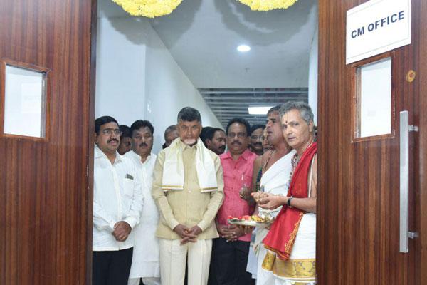 Naidu's regime in AP full of festivities akin to Barjatya's movies
