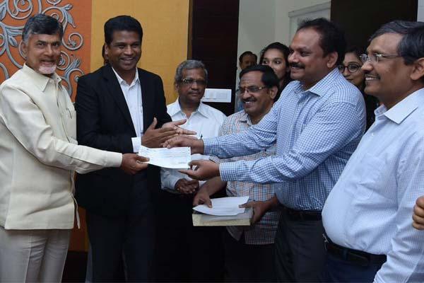 VIT, first university to set foot in Amaravati
