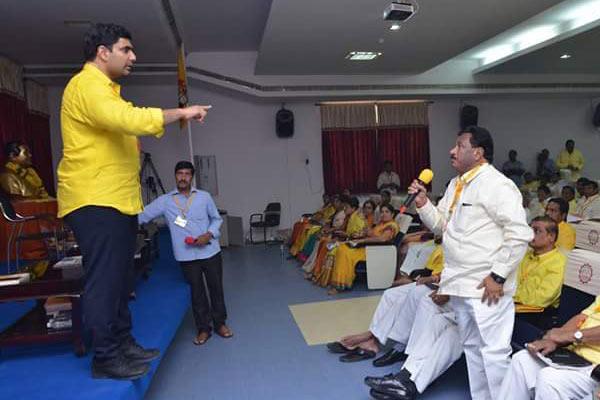 YSR Congress scores self-goal on a Lokesh video