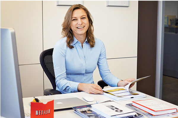 Cindy Holland, Vice President, Original Series, Netflix