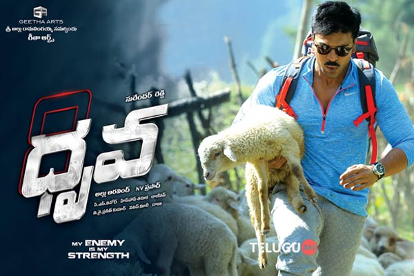 Dhruva 18th Days Andhra Telangana Box Office Collections