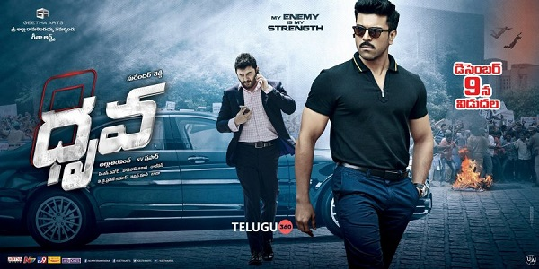 Dhruva Movie Review  : A Stylish Action Thriller !