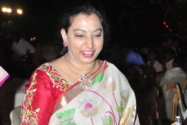 IT questions Balakrishna Wife Vasundhara Devi