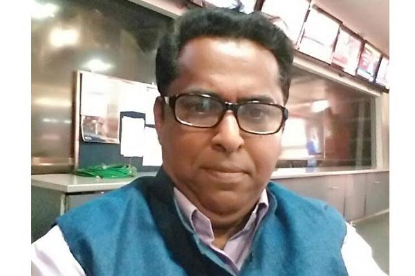 Sakshi TV sports editor Jesse passes away