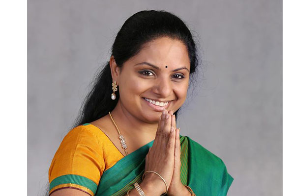 TRS to expel D Srinivas! Anyways he doesn't count– MP Kavitha