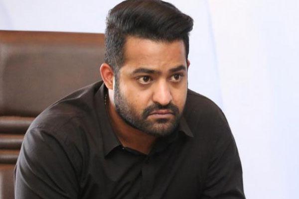 NTR Locks Trivikram Srinivas
