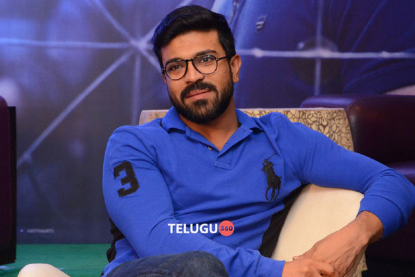 Ramcharan Interview