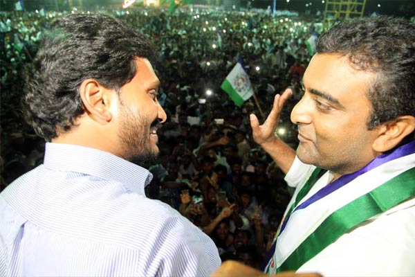 Jagan says Kasu Mahesh Reddy to contest from Gurazala