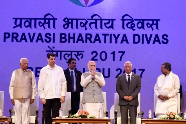 14th edition of Pravasi Bharatiya Divas - Connecting with the Indian diaspora