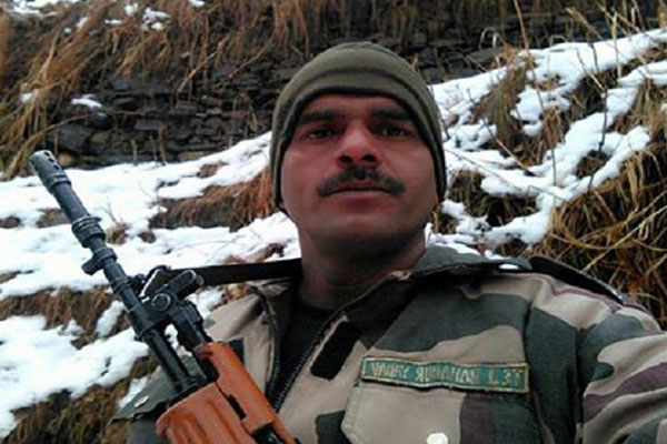 BSF Jawan Tej Bahadur Yadav Video