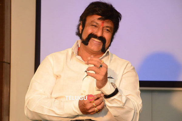 Balakrishna Interview, Balakrishna says am not suitable for Romance and Six-pack stories