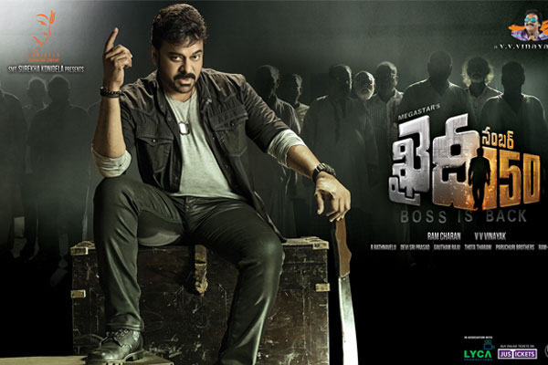 Chiranjeevi Khaidi No 150 movie review