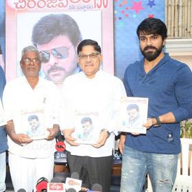 Chiranjeevitham - Cine Prasthanam Book Launch