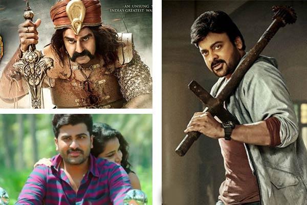 Decent Saturday for Telugu films in OS