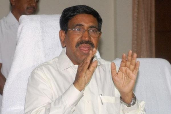 Minister P Narayana
